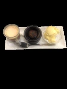 nos desserts