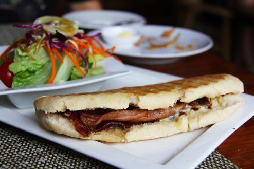 nos paninis restaurant méditerranée voves